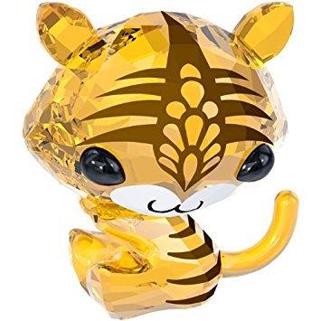(Swarovski Crystal Zodiac - Tora the Tiger Figurine 5004487)