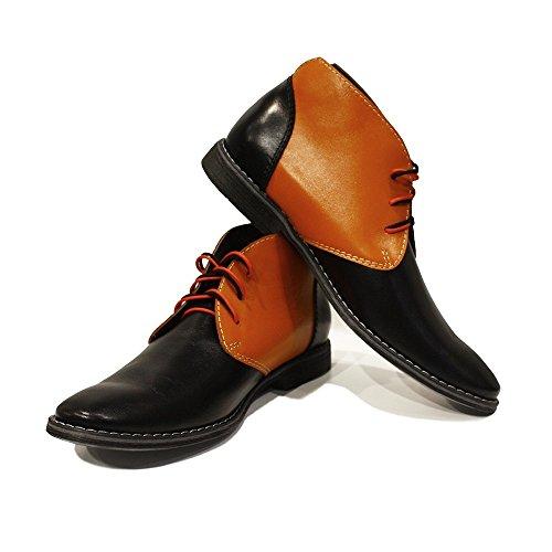 Modello Ilario - Handmade Colorful cuir italien de chaussures pour hommes uniques