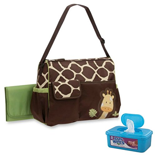 baby-boom-giraffe-print-duffel-baby-diaper-bag-plus-bonus-hypoallergenic-unscented-baby-wipes-128-co