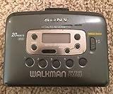 SONY WM-FX423 Sony Walkman (Legacy) WM-FX423 Sony-Walkman-WM-FX423-FM-AM-Radio-no-headphones-Works-Great
