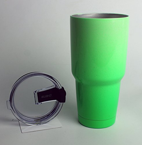 30oz-ab1245-powder-coated-sub-0-double-wall-stainless-steel-thermal-tumbler-white-floresent-green-fa