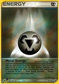 (Pokemon - Metal Energy (94) - EX Ruby and Sapphire - Holofoil)
