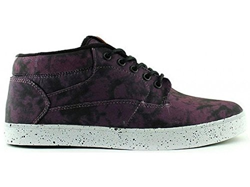 Osiris Skate Shoes -- Chaveta-- Black/Purple/P215