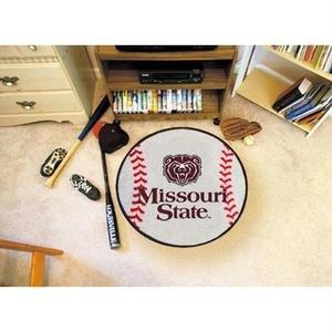 - Fanmats Missouri State Baseball Mat 27