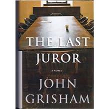 (Large Print) the Last Juror Hardcover By John Grisham 2004