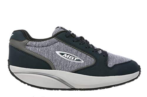 - MBT USA Inc Women's1997 Petrol Blue Casual Sneakers 700709-1143Y Size 5-5.5