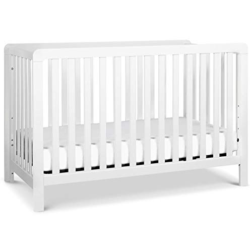 Carter's by DaVinci Colby 4-in-1 Low-Profile Convertible Crib, White