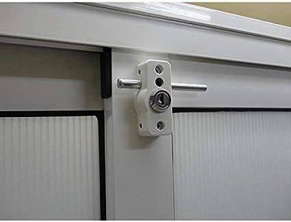Cerradura Multilock (Blanco): Amazon.es: Bricolaje y herramientas