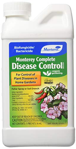 Mother Earth LG3374 Monterey Complete Disease Control, Clear