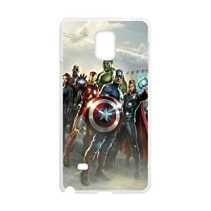 The Avengers FG0070910 Phone Back Case Customized Art Print Design Hard Shell Protection Samsung galaxy note 4 N9100