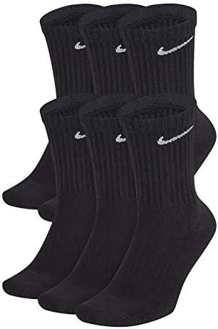 NIKE Dri-Fit Training Cotton Cushioned Crew Socks