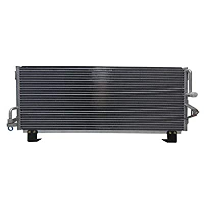 Klimoto Brand New A/C Condenser fits Toyota Corolla 1998 1999 2000 2001 2002 1.8L L4 TO3030112 8846002050 AC 4897 7-4897 4897HE CND4897 DPI4897: Automotive