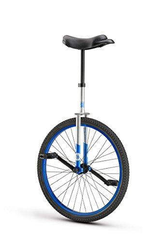 Unistar SE 26, 26inch Wheel Unicycle, - Unicycle Blue