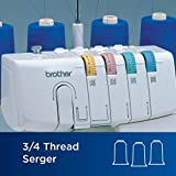 Brother Serger, DZ1234, Metal Frame Overlock