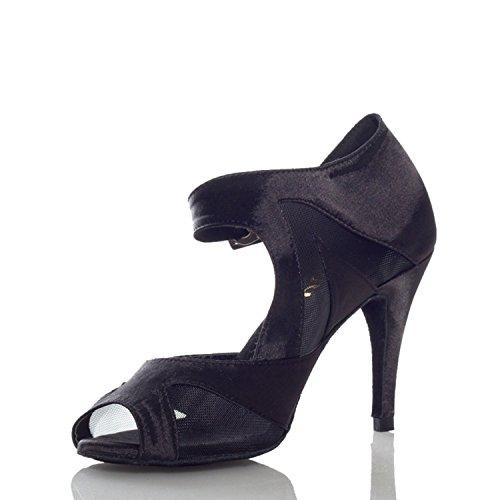 Mujer Salón 8 Black 5cm Miyoopark Heel q5dCvwx4t