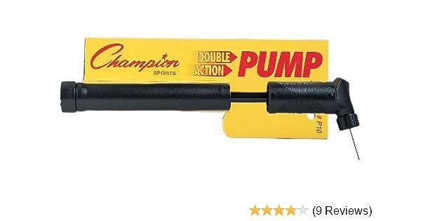 Champion Sports Personal Hand Air Pump P10