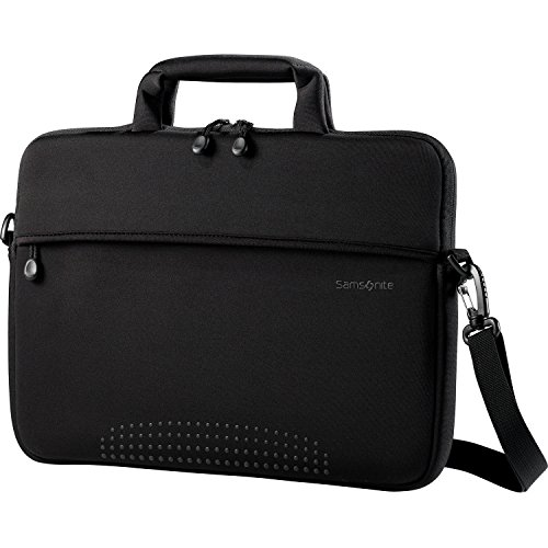 - Samsonite Aramon NXT 14 Inch Laptop Shuttle, Black, One Size