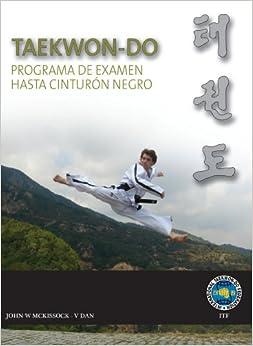 Taekwon-do Itf por John William Mckissock