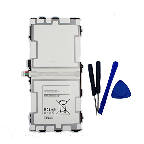 aowe replacement for Samsung Galaxy Tab S 10.5, SM-T800, SM-T805C, EB-BT800FBC, EB-BT800FBB, EB-BT800FBJ, EB-BT800FBC 7900mAh, 3.8v, with (7900 Replacement)