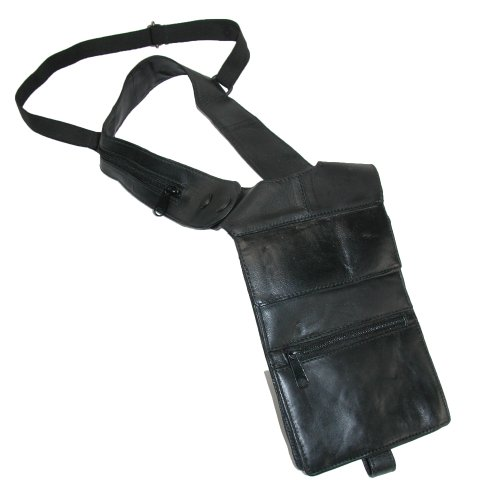 CTM Leather Deluxe Travel Shoulder product image