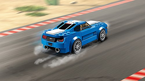 lego speed champions ford mustang gt 75871 import it all. Black Bedroom Furniture Sets. Home Design Ideas