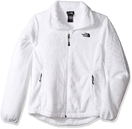 North Face Women's Osito 2 Jacket Tnf White/Tnf Black (Pr...