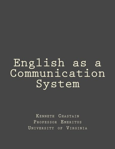 English as a Communication System