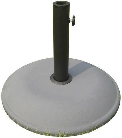 PAPILLON 8091075 Base Sombrilla Cemento 26 kg. / 500 mm: Amazon.es: Jardín