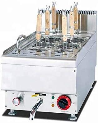 B&C EH-648 - Hornillo eléctrico para cocina de fideos: Amazon ...