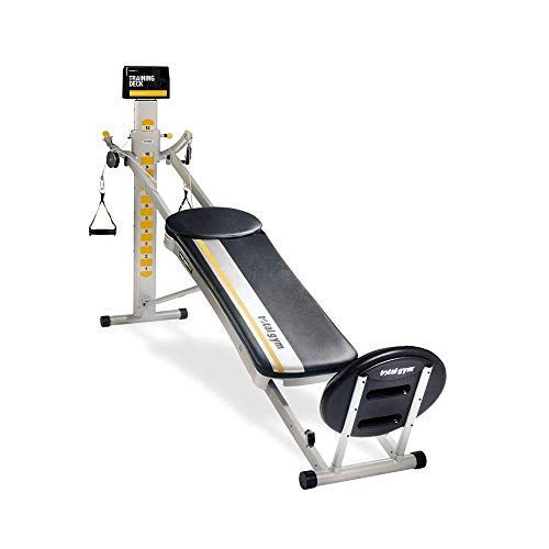 Amazon total gym fit sports outdoors