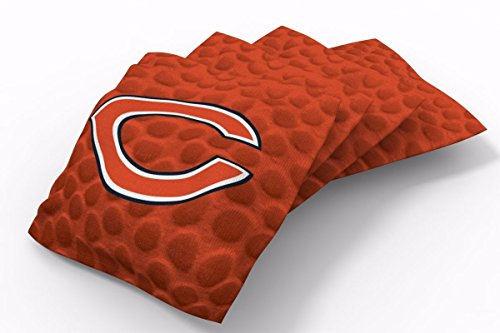 chicago bears corn hole bags - 7