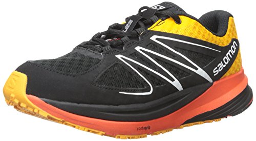 Salomon Pulse Laufschuhe Pulse Black Laufschuhe Salomon Sense Black Sense nHwf4xtq