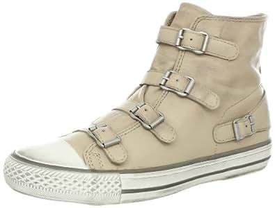 Ash Women's Virgin Fashion Sneaker,Clay,37 EU/7 M US