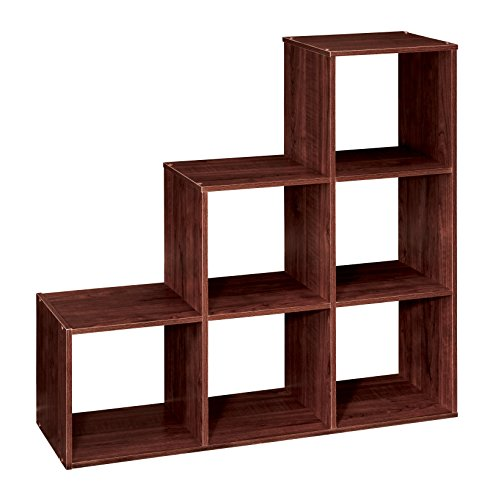 ClosetMaid 1045 Cubeicals Organizer, 3-2-1 Cube, Dark Cherry