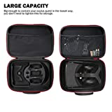 Linkstyle Portable Hard Shell Carrying Case for