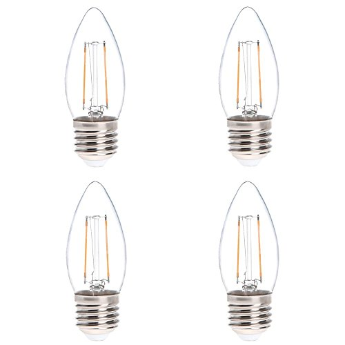candle style bulbs - 6