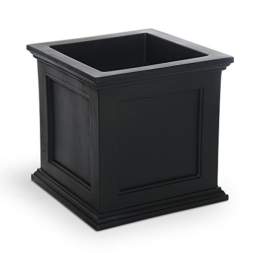 mayne-fairfield-5825b-patio-planter-20-inch-black