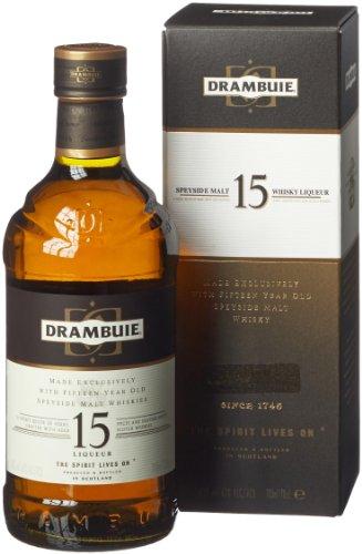 Drambuie 15 Whiskylikör, 1er Pack (1 x 700 ml)