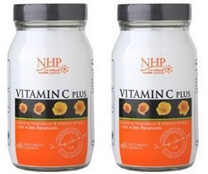 (2 Pack) - Natural Health Practice - Vitamin C Support | 60's | 2 PACK BUNDLE by Natural Health Practice