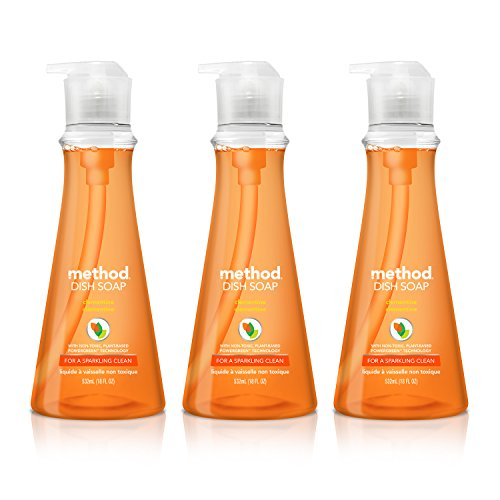 method-naturally-derived-dish-soap-pump-clementine-18-ounce-pack-of-3