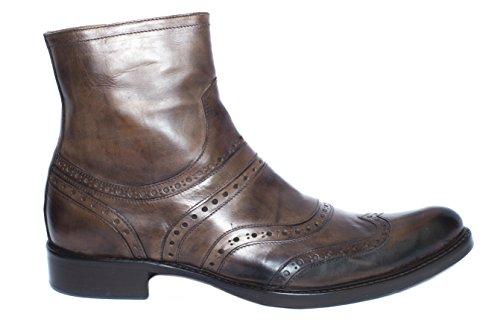 Jo Ghost 2469m Italienska Bruna Boots Med Konstruktion