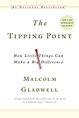 The Tipping Point: How Little Things Can Make a Big Difference Paperback
