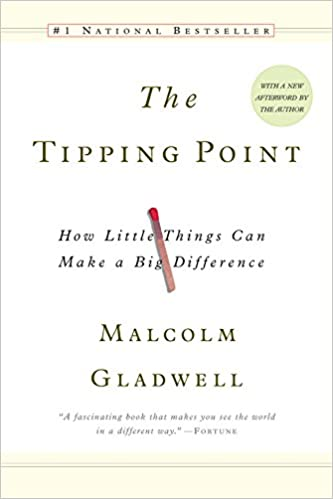 Book Title - The Tipping Point: How Little Things Can Make a Big Difference