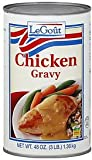 LeGout Chicken Gravy 48 Oz (2 Pack)
