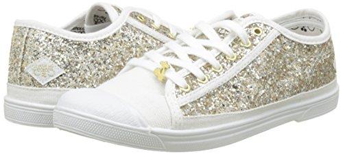 Mujer Le Temps glitter Des Or Cerises Basic Gold 02 Zapatillas Bqvr6wOBpx