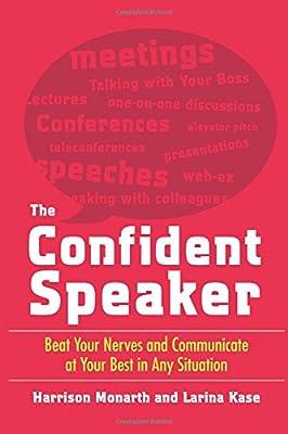 Confident pdf the speaker