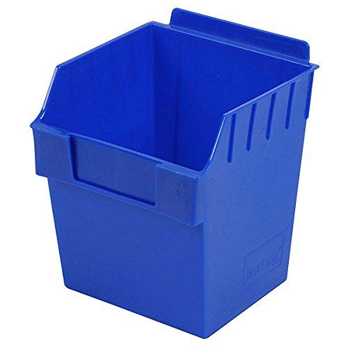 New Retail Blue finish Cube Storbox bin 5.90''d x 5.90''w x 7.0''h by Storbox