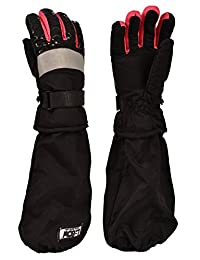 L-Bow Girl's Touch Tip Technology Waterproof 3M Thinsulate L-Bow Glove