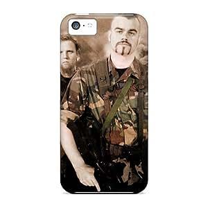 Iphone 5c FRu11053JiUQ Customized Trendy Megadeth Band Skin Excellent Hard Phone Case -SherriFakhry