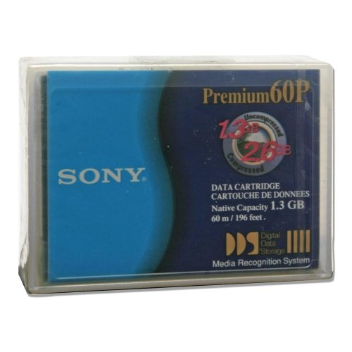 SONDG60P - Sony DDS-1 Data Cartridge